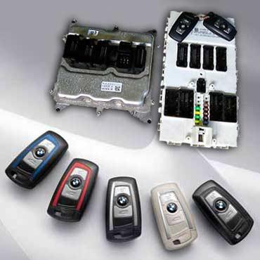 BMW Key & Lock Set