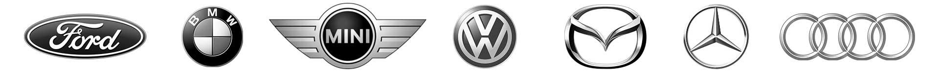 Car Logos Grey