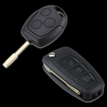 Ford & Mazda Keys